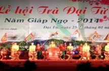 Festival honours Dai Tu tea in Thai Nguyen
