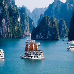 HALONG 2 DAYS 1 NIGHT
